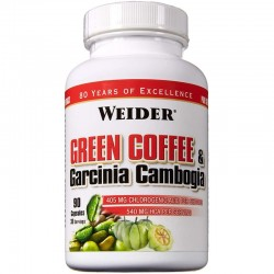 WEIDER GREEN COFFEE &...