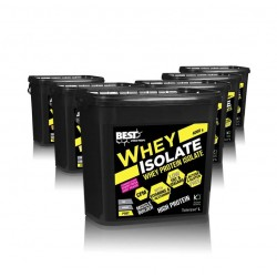 BEST PROTEIN WHEY ISOLATE 4KG