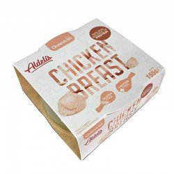 QUAMTRAX CHICKEN BREAST 155GR