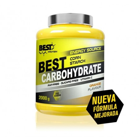 BEST PROTEIN BEST CARBOHYDRATE 2000GR