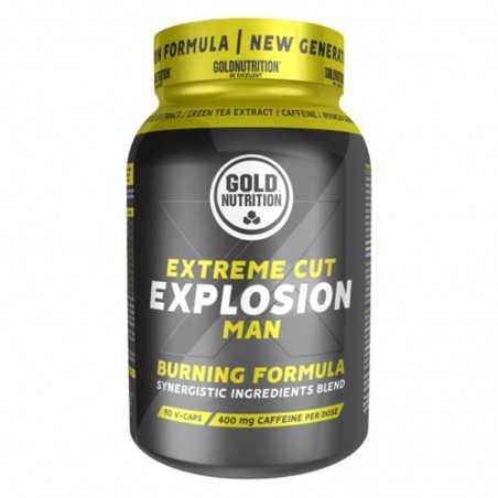 GOLD NUTRITION EXTREME CUT EXPLOSION MAN 90CAP