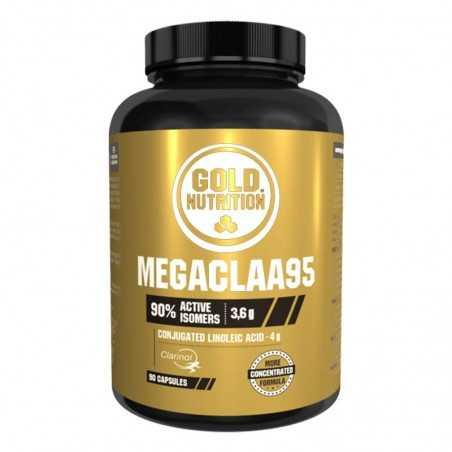 GOLD NUTRITION MEGACLA A95 1000MG 90CAP