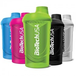 BIOTECHUSA SHAKER WAVE 600ML