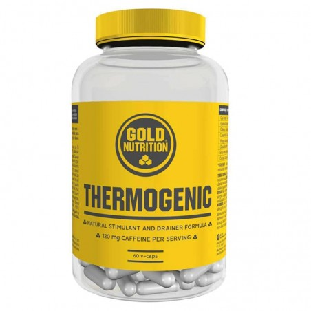 GOLD NUTRITION THERMOGENIC 60CAP