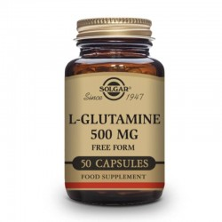 SOLGAR L-GLUTAMINA 500MG...