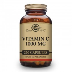 SOLGAR VITAMINA C 1000MG...