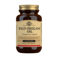SOLGAR WILD OREGANO OIL 60COMP