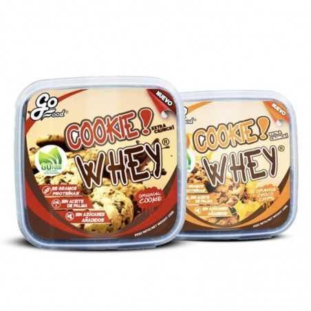GO FOOD COOKIE WHEY 150GR