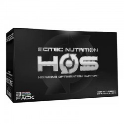 SCITEC NUTRITION H.O.S. TRIO PACK BLACK EDITION