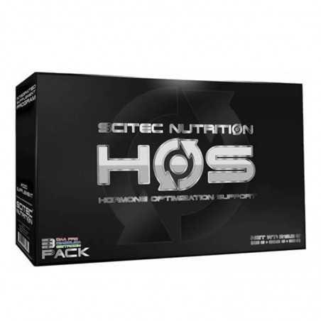 SCITEC NUTRITION H.O.S. TRIO PACK BLACK EDITION