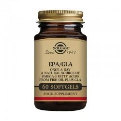 SOLGAR EPA/GLA 60PERLAS