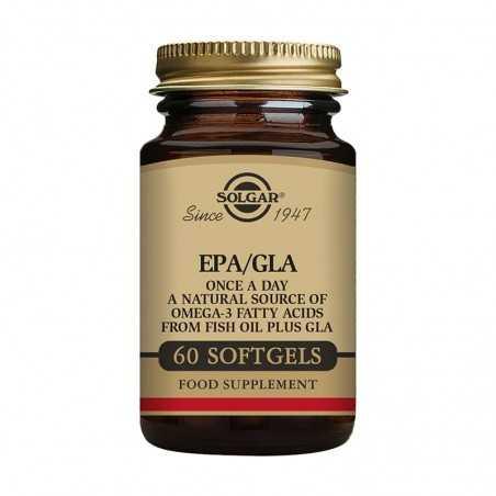 SOLGAR EPA/GLA 60SOFTGEL