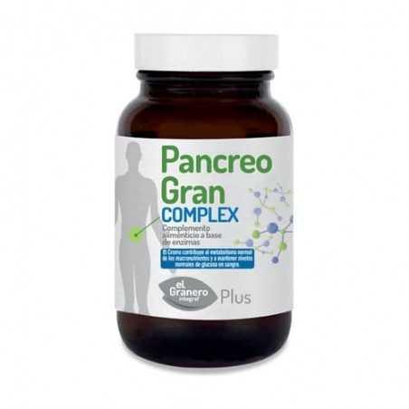 EL GRANERO PANCREO GRAN COMPLEX 100COMP 585mg