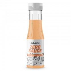 BIOTECHUSA ZERO SAUCE SPICY GARLIC 350ML