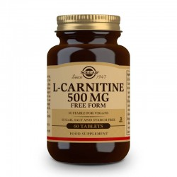 SOLGAR L-CARNITINA 500MG...