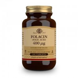SOLGAR FOLACIN - ÁCIDO...