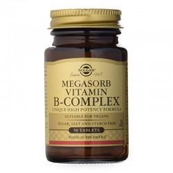 SOLGAR MEGASORB B-COMPLEX...