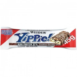 WEIDER YIPPIE BAR 45GR
