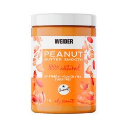 WEIDER PEANUT BUTTER SMOOTH...