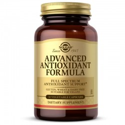SOLGAR ADVANCED ANTIOXIDANT...