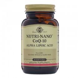 SOLGAR NUTRI-NANO CO.Q10...