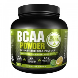 GOLD NUTRITION BCAAS POWDER...