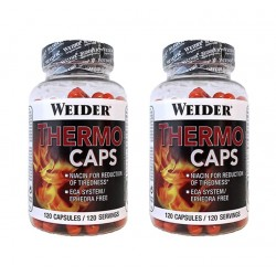 WEIDER PACK DUO THERMO CAPS...