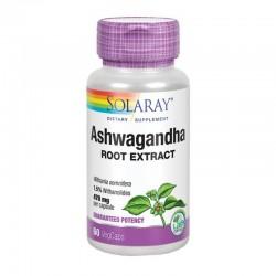 SOLARAY ASHWAGANDHA 60VCAPS