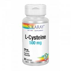 SOLARAY L-CYSTEINE 500MG...