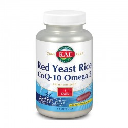 KAL RED YEAST RICE COQ-10...