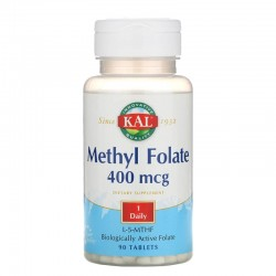KAL METHYL FOLATE 800 MCG...