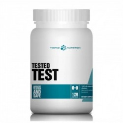 TESTED NUTRITION TESTED...
