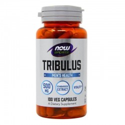 NOW SPORTS TRIBULUS 500MG...