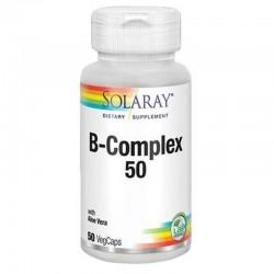 SOLARAY B-COMPLEX 50 50VCAPS