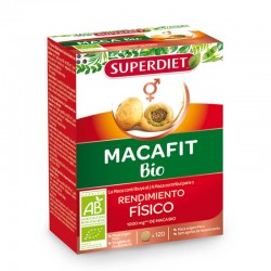 SUPERDIET MACAFIT BIO 400MG...