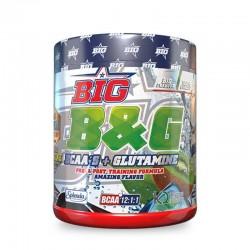 BIG B&G BCAA'S + GLUTAMINA...