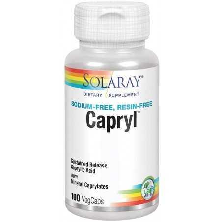 SOLARAY CAPRYL TM 100VCAP