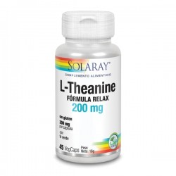 SOLARAY L-THEANINE 200MG...