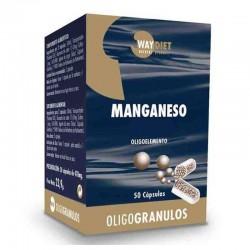 WAY DIET MANGANESO 50CAPS