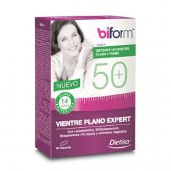 DIETISA BIFORM 50+ VIENTRE PLANO 48CAP
