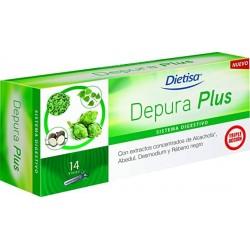 DIETISA DEPURA PLUS 14VIALES