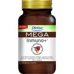 DIETISA MEGA INMUNO+ 60VCAP