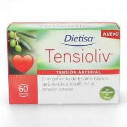 DIETISA TENSIOLIV 60CAPS