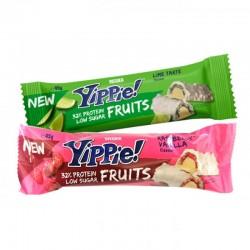 WEIDER YIPPIE FRUITS BAR 45GR