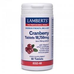 LAMBERTS CRANBERRY 18750MG...