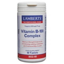 LAMBERTS COMPLEJO VITAMINA...