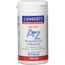 LAMBERTS A-Z MULTI 100%RDA...