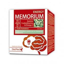 DIETMED MEMORIUM ENERGY 60CAP