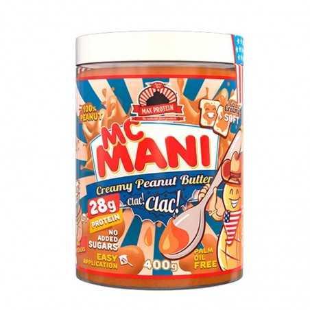 MAX PROTEIN MCMANI CLAC SOFT 400GR