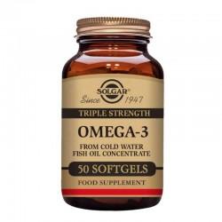 SOLGAR OMEGA 3 TRIPLE...